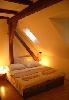 Loft bedroom Bed and Breakfast Tara Prague